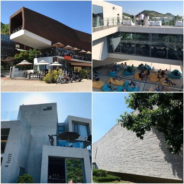 ヘイリ芸術村 建築物