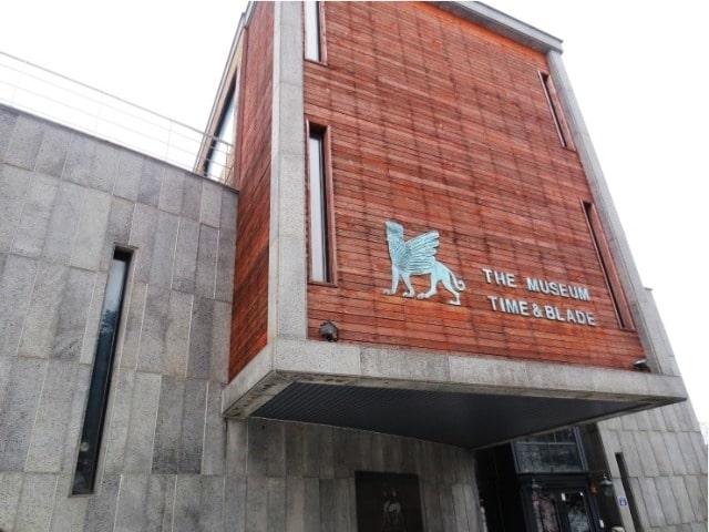 TIME & BLADE 博物館