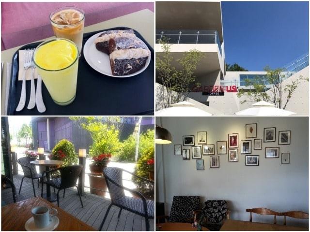 ヘイリ芸術村のカフェ・レストラン