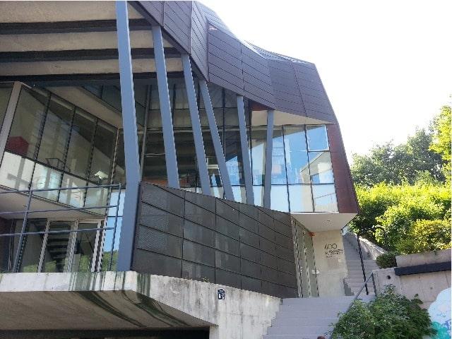 ヘイリ芸術村の建物