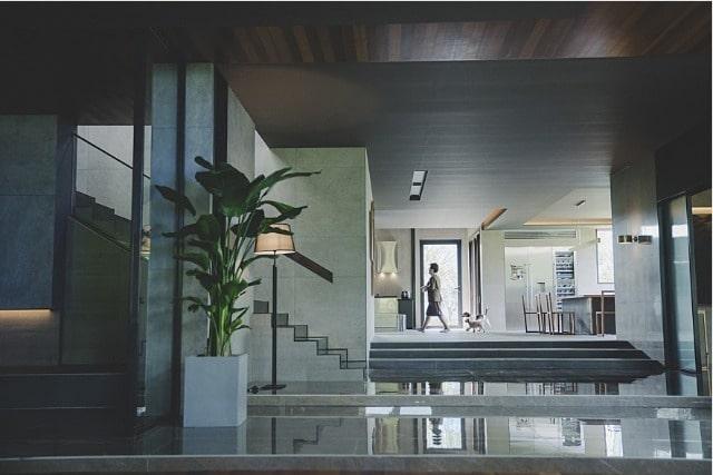 パク社長の家