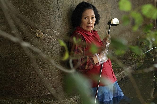 『母なる証明』スチール写真
