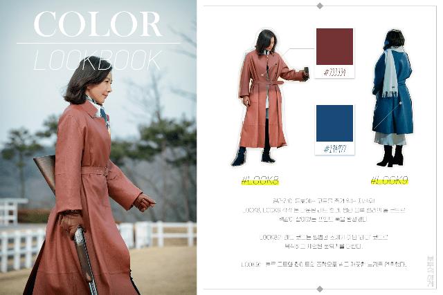 ソヌのファッションLOOK
