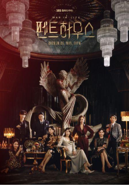 『ペントハウス』poster