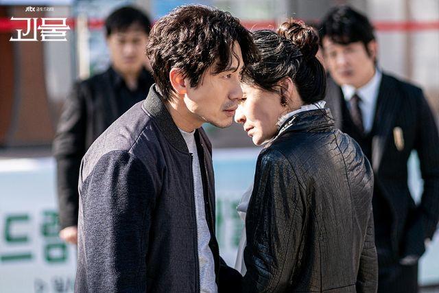 韓国ドラマ『怪物』スチールカット